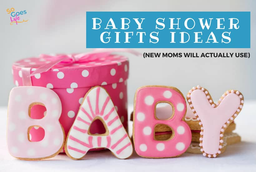 Looking for the perfect baby shower gift for the new mother in your life? I've got ideas for you. More importantly these baby gifts are ones that will actually get used and won't won't bust your budget. Inexpensive, but fun baby shower gift ideas for new mothers. Great gift ideas for your next baby shower.