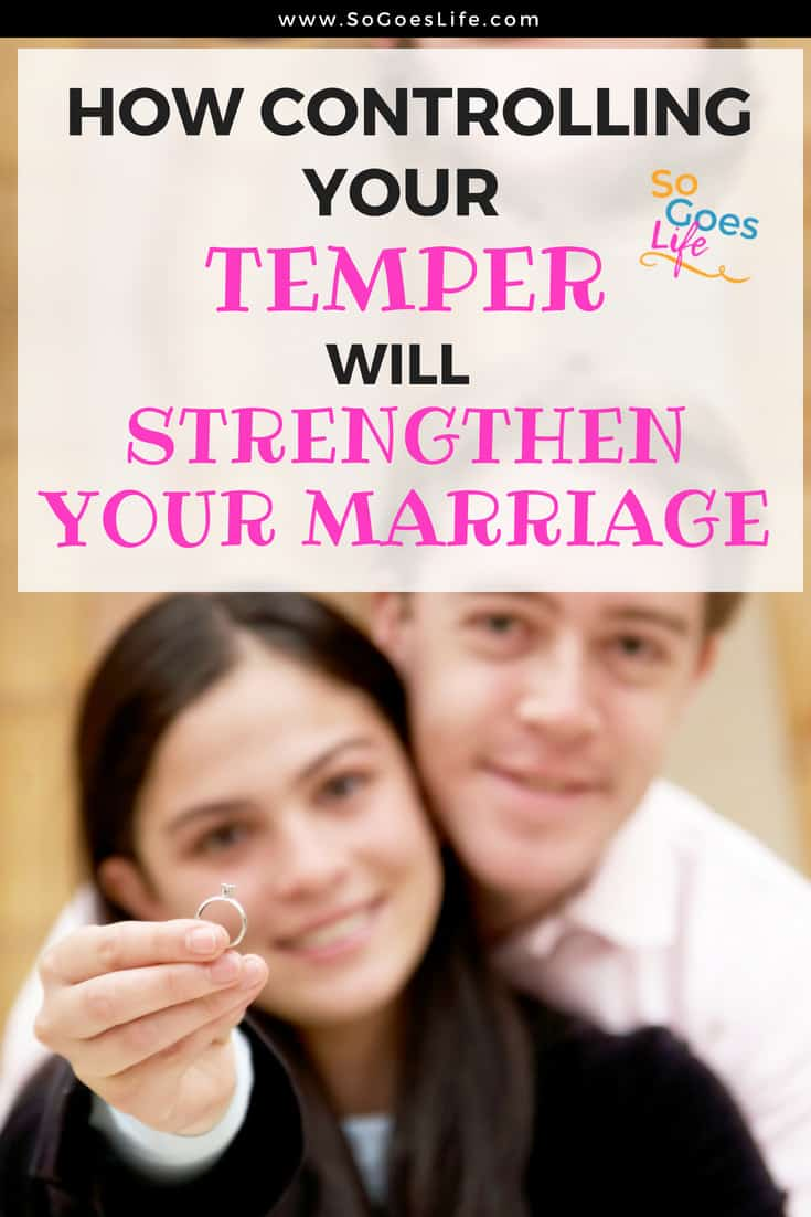 I just about flooded our house and somehow my husband managed to control his temper. That one act of kindness completely changed our marriage by increasing trust, love and compassion. Learning to control your temper in marriage can help you have a successful and strong marriage.