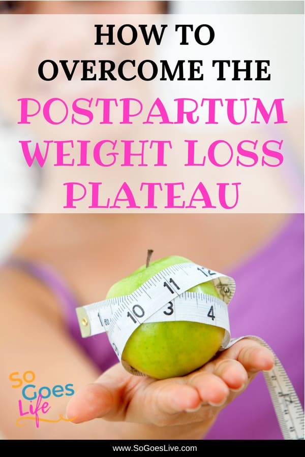 Losing weight after having a baby is time consuming and difficult. It took me a year, but I finally figured out what work to overcome the postpartum weight loss plateau. Weigh loss plateaus can be so discouraging since you are doing everything right, but not making process. These tips will help you get over the weight loss plateau and finally start to loose post baby weight.