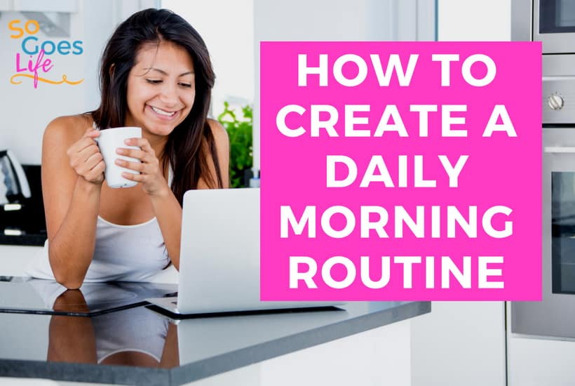 How To Increase Productivity With A Daily Morning Routine
