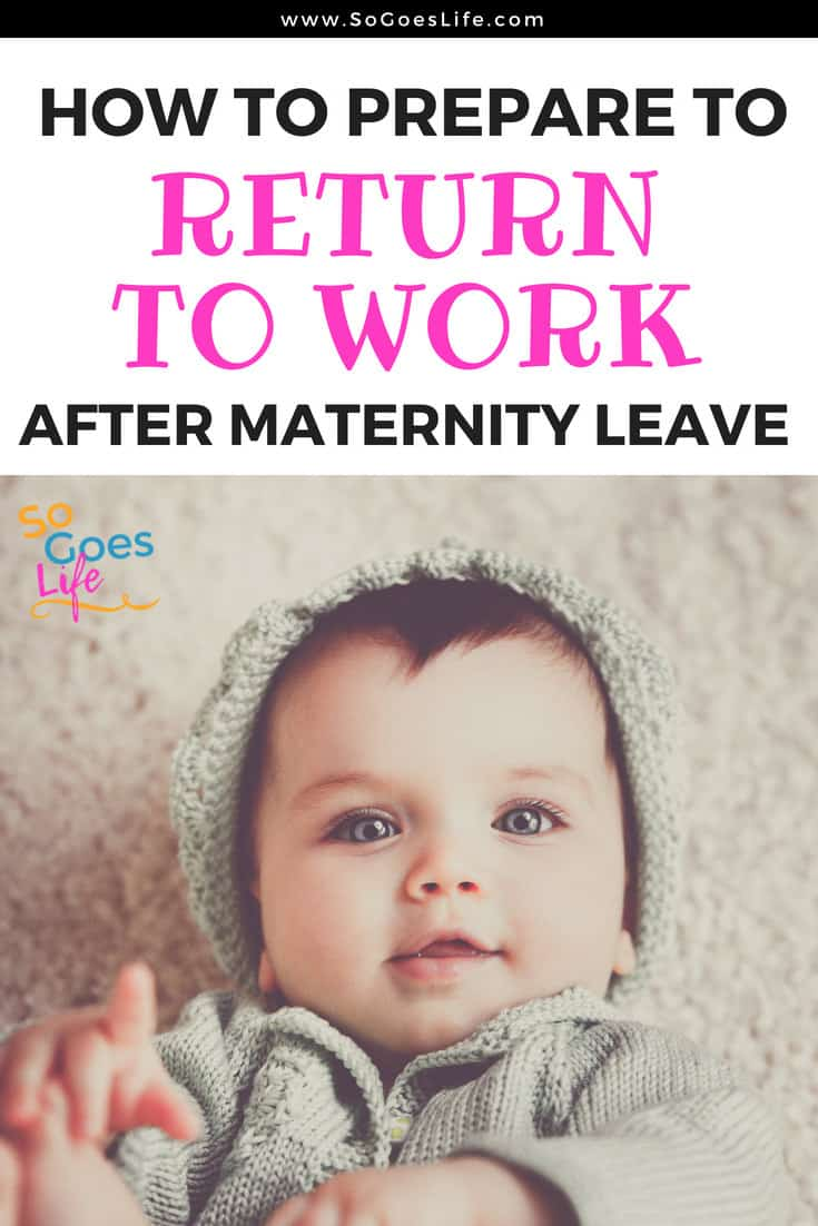 Are you getting ready to go back to work after having your baby. If so, these tips will help you find daycare, emotionally and physically prepare to return to work after maternity leave. Going back to work is emotionally draining, but the more prepared you are the easier the back to work transition will be.