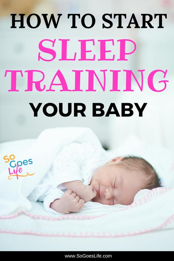 Teaching your baby to sleep is the best thing for you and your baby. One Simple tip for sleep training your infant that will rock your world. Gentle Sleep training method that will make training your baby to sleep so much easier. Tips and tricks to help your baby sleep.