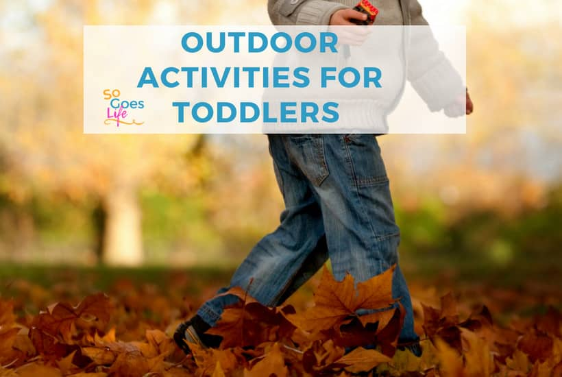 Outdoor Summer Activities For Toddlers